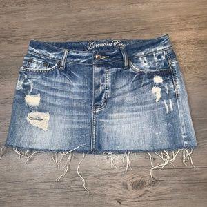 AMERICAN EAGLE women's skirt mini size 4